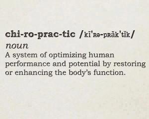 chiropratic